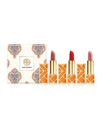 Tory Burch Lip Trio 96 Value