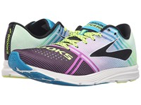 Brooks Hyperion Imperial Purple Blue Jewel Nightlife Women's Running Shoes Multi
