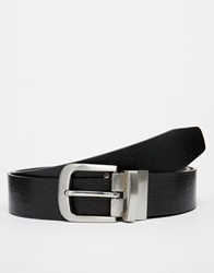 New Look Formal Reversible Belt Mocha