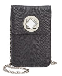 Inc International Concepts Phone Clutch Crossbody Only At Macy's Black