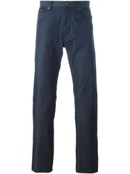 Armani Jeans Slim Fit Jeans Blue