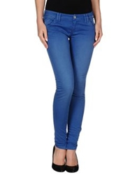 Jcolor Casual Pants Bright Blue
