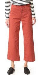 Mih Jeans Caron Pants Clay Red
