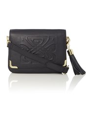 Biba Gretal Crossbody Handbag Black