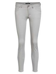 Marc O'polo Skara Roadtrip Trousers Sateen Stretch Grey