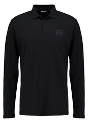 Dkny Polo Shirt Black