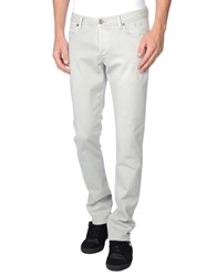 Jeckerson Denim Denim Trousers Men Light Grey