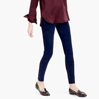 J.Crew Collection Suede Leggings