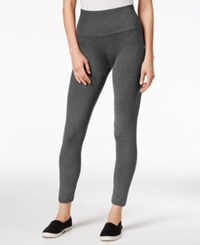 Styleandco. Style Co. Pull On Tummy Control Leggings Only At Macy's Black Combo