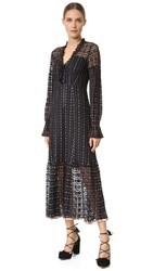 Nanette Lepore Rhapsody Dress Black Pearl