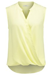 Kiomi Top Pale Lime Yellow Light Yellow