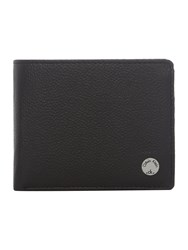 Calvin Klein Seal Coin Pocket Wallet Black