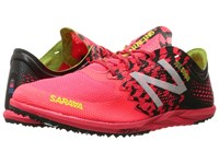 New Balance Mxc5000v3 Pink Black Men's Running Shoes