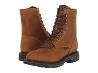 Ariat Workhog 8 Aged Bark Men's Work Lace Up Boots Brown