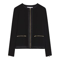 Gerard Darel Calvin Jacket Black