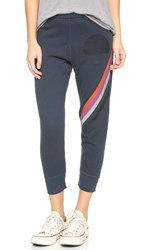 Freecity Symphonic Color Sweatpants Deep Space