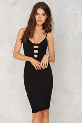 Nasty Gal Pushing The Limit Bodycon Dress