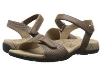 Sanita Claudia Brown Snake Women's Sandals