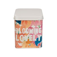 Caroline Gardner Blooming Lovely Storage Tin
