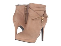Michael Antonio Mavryk Nude Women's Dress Boots Beige
