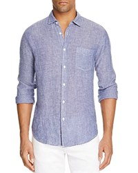 Rails Chambray Regular Fit Button Down Shirt Blue