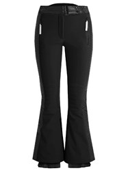 Adidas By Stella Mccartney Flared Leg Ski Trousers Black
