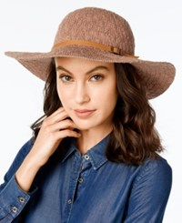 Inc International Concepts Packable Floppy Hat Only At Macy's Camel