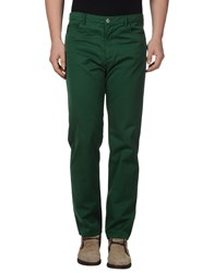 Opening Ceremony Trousers Casual Trousers Men Green