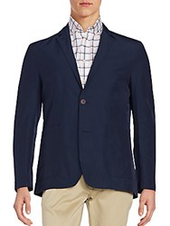 Vince Camuto Packable Blazer Jacket Navy