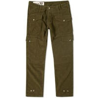 Bleu De Paname Swedish 6 Pocket Pant Green