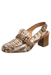 Silvano Sassetti Sandals Sand Donna Off White