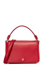 Tory Burch Micro Satchel Red Stone