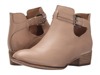 Seychelles Tourmaline Nude Leather Women's Pull On Boots Pink