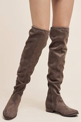 Anthropologie Farylrobin Grove Boots Taupe