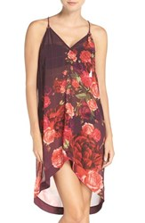 Ted Baker Women's London 'Juxtapose Rose' Cover Up Dress