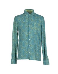 C.P. Company Shirts Shirts Men Green