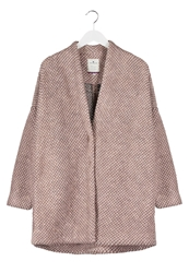 Tom Tailor Cocoon Classic Coat Rose Smoke Mauve