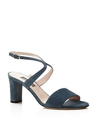 Sjp By Sarah Jessica Parker Harmony Ankle Buckle Strappy Sandals Riches