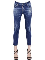 Dsquared Cool Girl Washed Denim Jeans