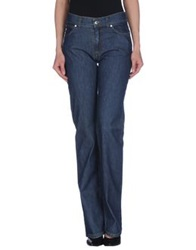 Gattinoni Jeans Denim Pants Blue