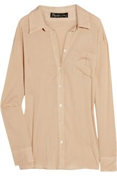 Elizabeth And James Malcolm Cotton Twill Shirt
