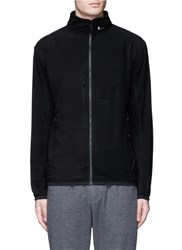 Burton Micro Fleece Jacket Black