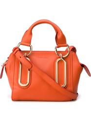 See By Chloa 'Paige' Tote Yellow And Orange