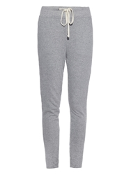 James Perse Slim Fit Cotton Jersey Track Pants