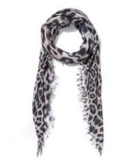 Lily And Lionel Bianca Stone Silk Modal Blend Scarf