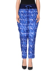 Pure Casual Pants Blue