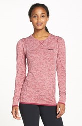 Women's Craft 'Active Comfort' Base Layer Tee Pink