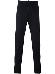 Dsquared2 Slim Fit Chinos Black