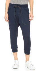 Nlst Harem Sweatpants Navy