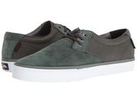 Lakai Daly Olive Suede Men's Shoes
